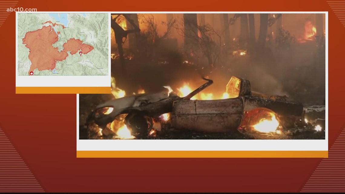 California Wildfires: Dixie Fire nears 200,000 acres
