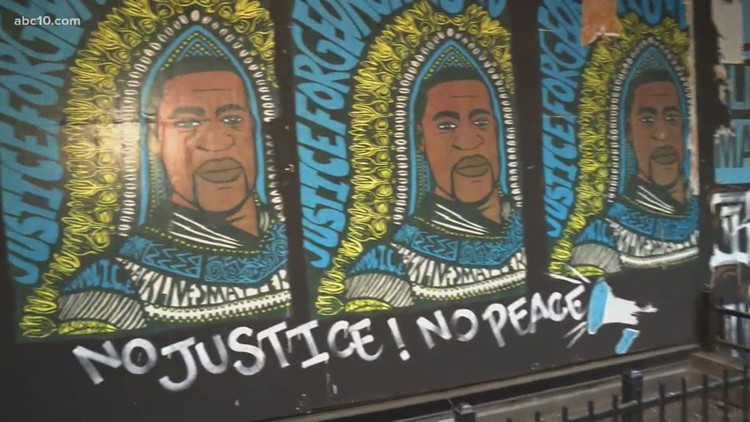Here's a look at California's police reform bills one year after the death of George Floyd
