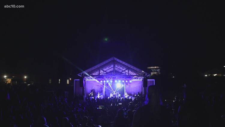 Rocklin outdoor concerts in full swing as California reopens