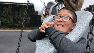 Modesto's 'Awesome Spot Playground' closer to reality and the story of its inspiration