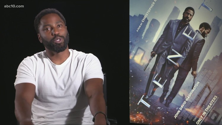 Tenet: John David Washington on trouble with Pringles on set