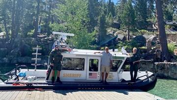 Good Samaritans praised in near-drowning at Lake Tahoe