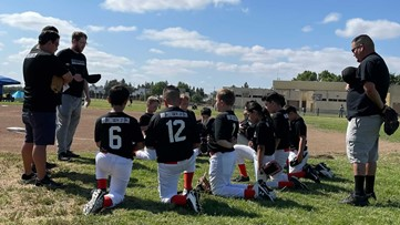 A Modesto area coach is building his 'field of dreams' for kids aging out of little league
