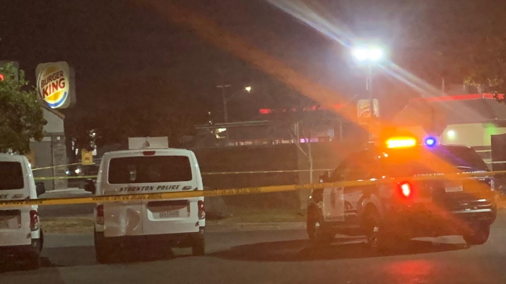 Stockton Boy 15 Shot Killed In Drive Thru At Burger King Abc10 Com