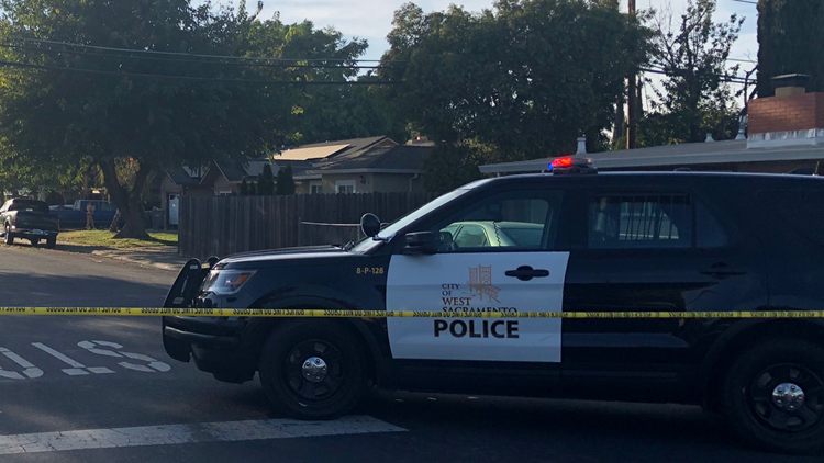 Suspect who barricaded self in West Sacramento home arrested   Update