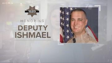 Auburn community remembers Deputy Brian Ishmael with Cowboy's Honor Ride