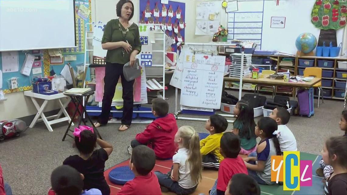 ABC10's December Teacher of the Month