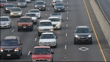 WHY GUY: Why does driving in Interstate 80's carpool lane feel like driving on cobblestone?