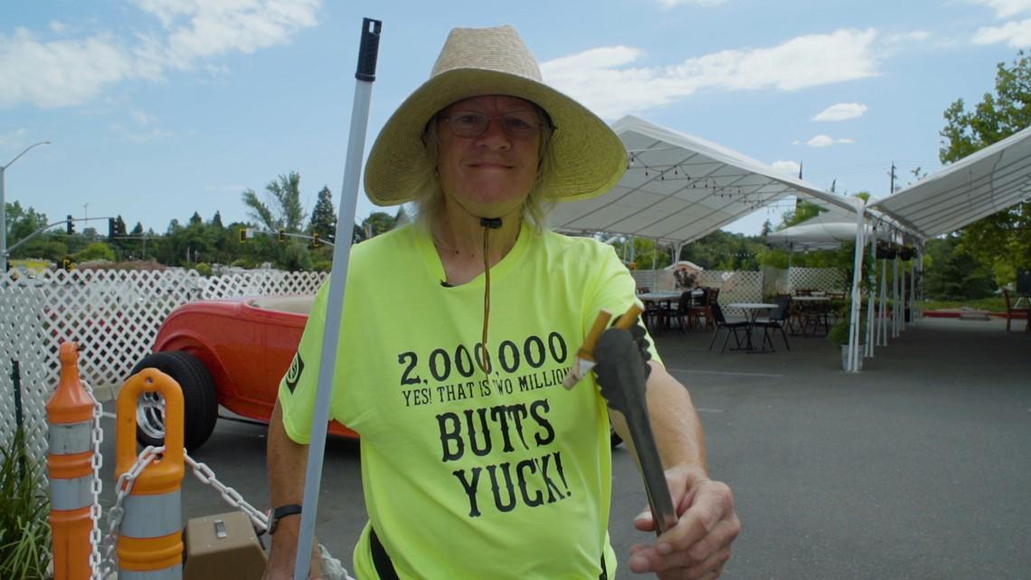 'Butt Lady of Auburn' picks up 2,000,000th butt   NorCal Strong