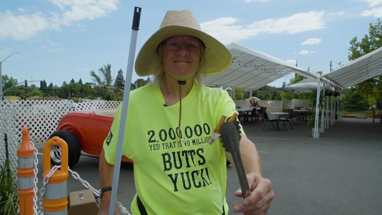 'Butt Lady of Auburn' picks up 2,000,000th butt | NorCal Strong