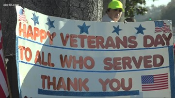 Modesto veterans compare treatment of military members today to 50 years ago