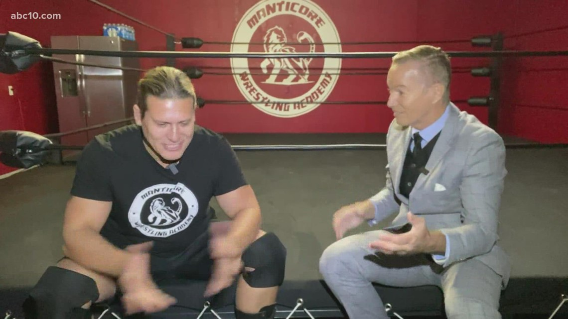 Cameron Park gym owner talks training the next generation of wrestlers