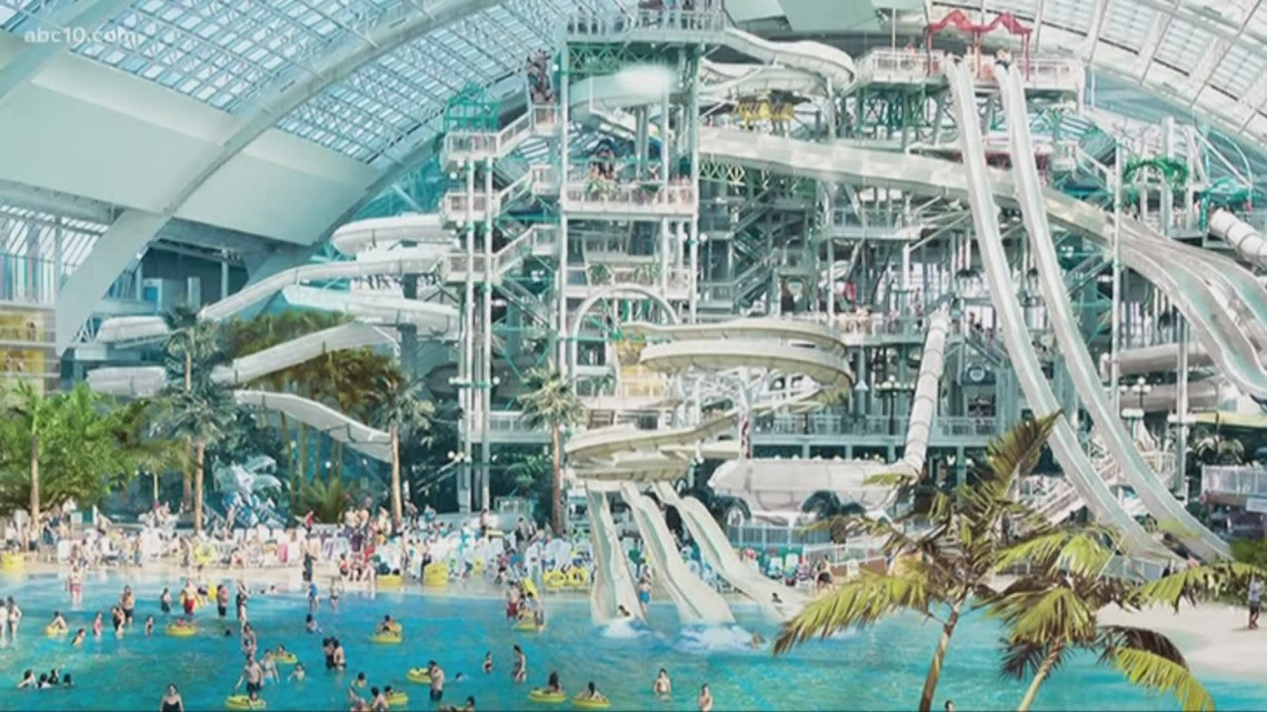 Connect The Dots New Manteca Water Park Comes With A