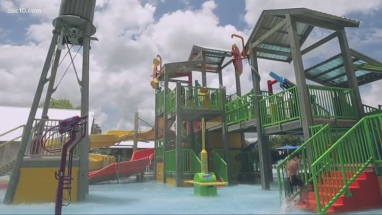 Yogi's Jellystone Park in Lodi is open to stay cool this summer