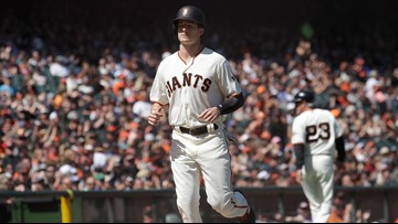 Diamondbacks come away with another lopsided win over Giants