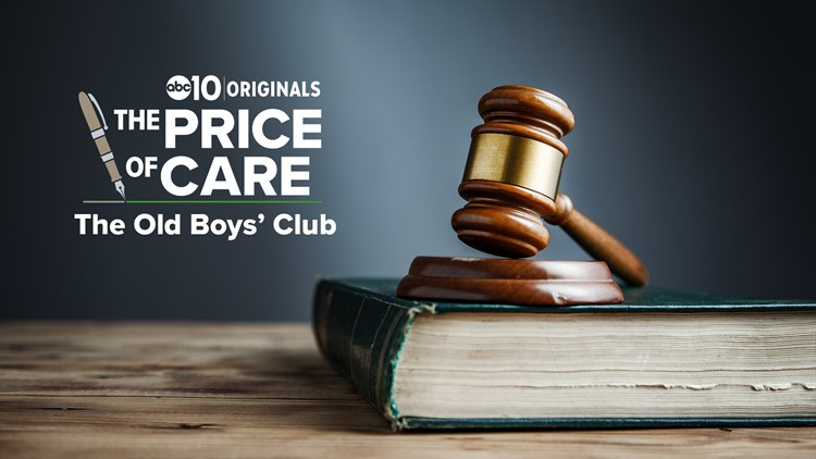The Price of Care: Investigating California Conservatorships | 'The Old Boy's Club'