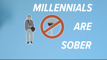 Millennials are killing...old-school drinking