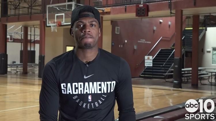 Buddy Hield talks future of Kings, hosting Sacramento youth basketball camp