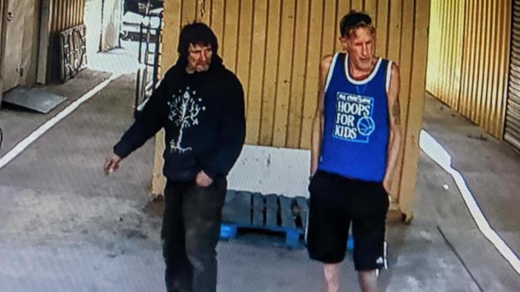 Orangevale-Fair Oaks Food Bank looking to track down men who stole $900 generator