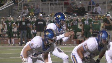 Tracy Bulldogs knock off Lincoln Fighting Zebras in first round of Sac-Joaquin Playoffs ' HIGHLIGHTS