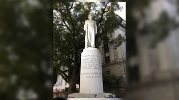 California Capitol only place with memorial honoring Mexican-American veterans