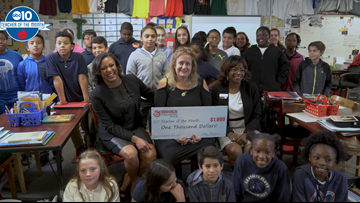 December 2019: Lisa Liss is our Teacher of the Month