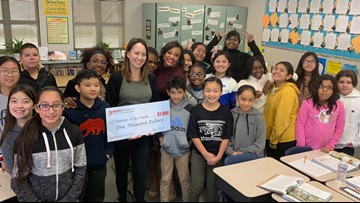 February 2020: Jennifer Sinclair is ABC10's Teacher of the Month