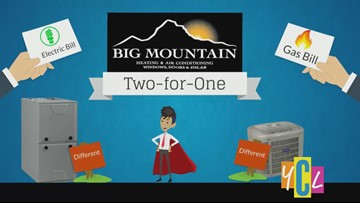Bring Comfort Home with Big Mountain Heating and Air | House to Home