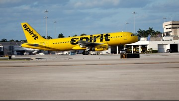 Spirit offering free flight to Las Vegas from Sacramento, but there's a catch