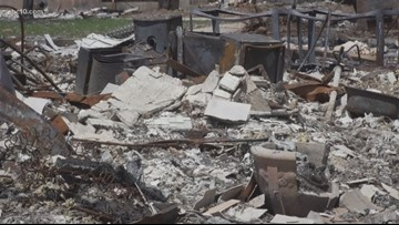 Debris removal completed for California's deadliest wildfire