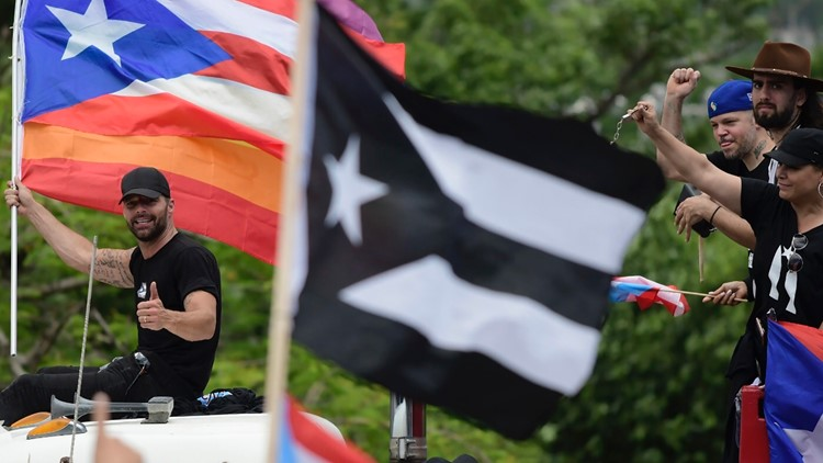 What you need to know about the protests in Puerto Rico