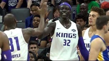 Kings edge Warriors to tip-off NBA summer league's California Classic