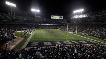 Raiders making progress on completing Coliseum lease for '19