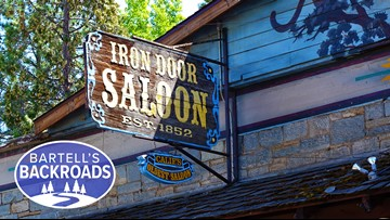 Grab a drink at the 'oldest saloon in California' | Bartell's Backroads