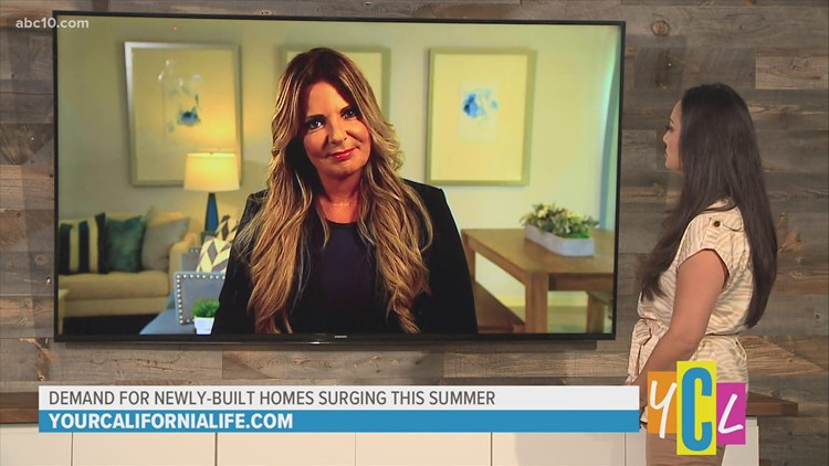 Demand for Newly-Built Homes Surging this Summer
