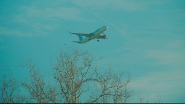 Natomas residents say they're hearing planes more than usual