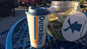 Dutch Bros raised over $64,000 for slain Officer Tara O'Sullivan's memorial fund