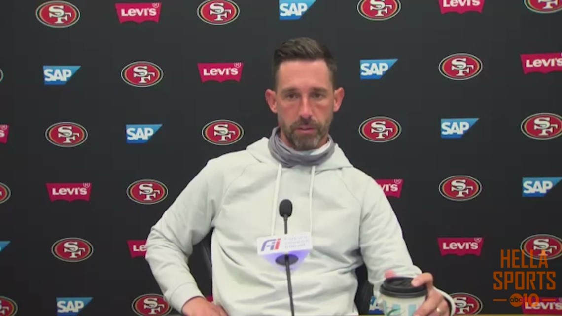 49ers coach Kyle Shanahan updates injuries a day after their win over the Jets