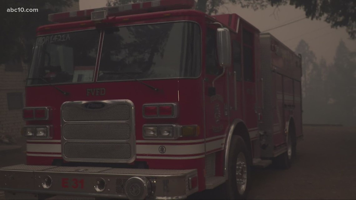 California Wildfires update: 4,000 forced from Plumas County homes in Dixie Fire
