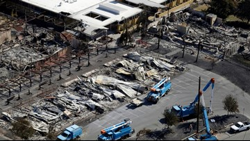PG&E seeks help in paying wildfire victims