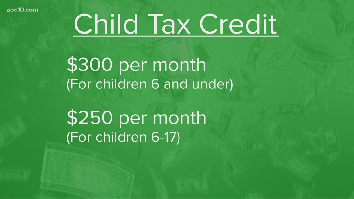 Child tax credit heads to parents today