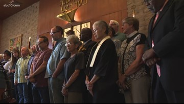 Modesto community remembers victims of Pittsburgh synagogue shooting