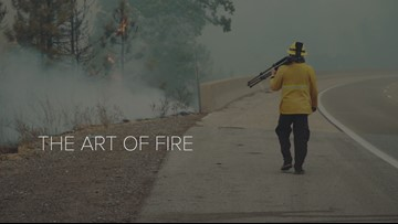 The Art of Fire: California Wildfires,  The New Normal (Ep. 4 of 10)