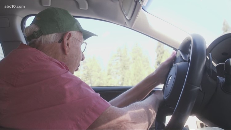Grass Valley man still delivering Meals on Wheels meals | NorCal Strong