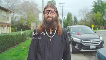 Folsom's 'Running Jesus' recovering from stabbing; California State Capitol history display | Local Headlines