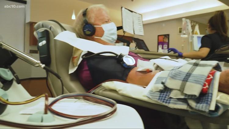 Vitalant Blood Bank testing all blood donations for coronavirus antibodies