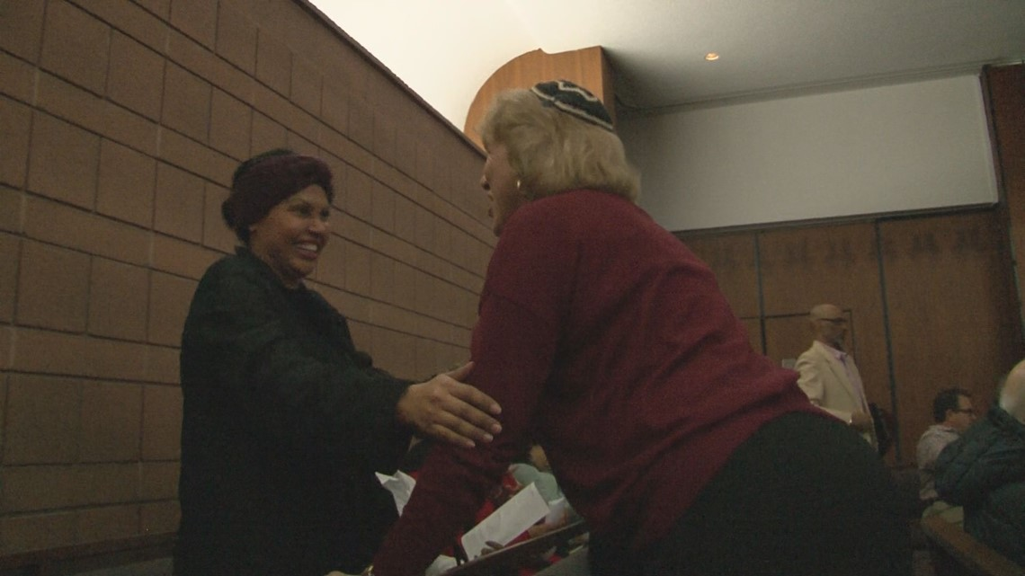 'Love and Peace' on this Valentine's Day for Interfaith Tea in Stockton