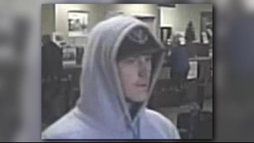 FBI searching for serial bank robber in Northern California