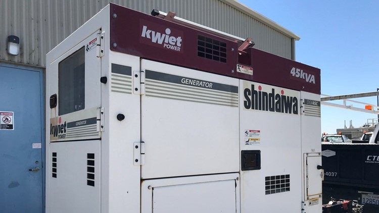 Placer County suspends backup generator permit fees amid PG&E power shutoffs