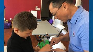 Lego kids summer camp burglarized in Stockton